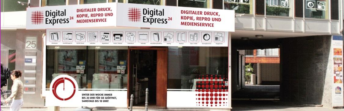 Digital Express 24 Gmbh Co Kg Visitenkarten In Essen