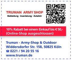Truman Army Shop