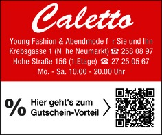 Caletto Young Fashion