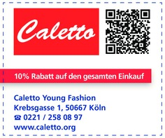 Gutschein Caletto Young Fashion