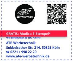 Gutschein ATE-Werbetechnik