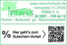 Gutschein Naturalis