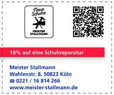 Gutschein Meister Stallmann