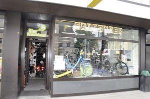 Fahrrad Köln Sülz