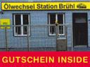 Ölwechsel Station Brühl