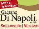 Gaetano Di Napoli, Matratzen/Schaumstoffe