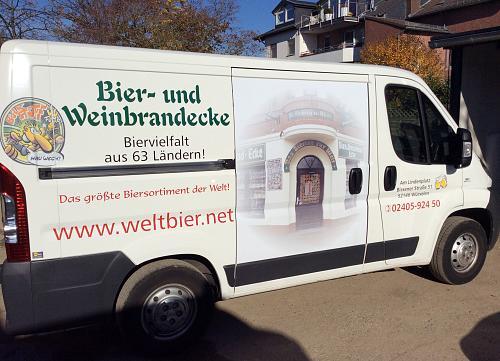 Getränke Köln finden Sie in den Kölner Branchen